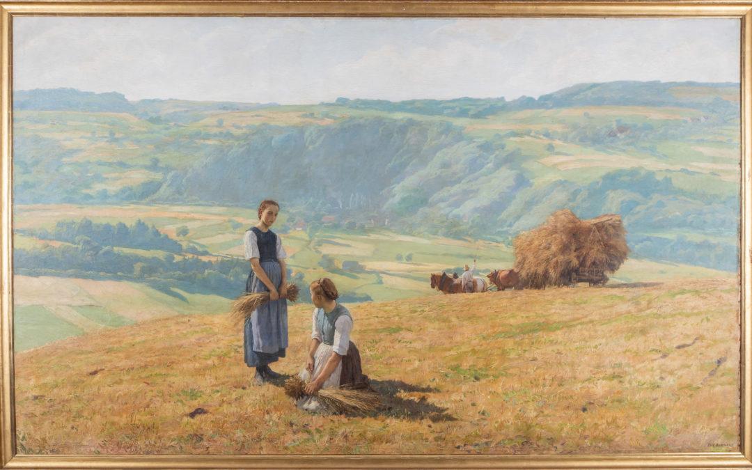Les Glaneuses – 1880
